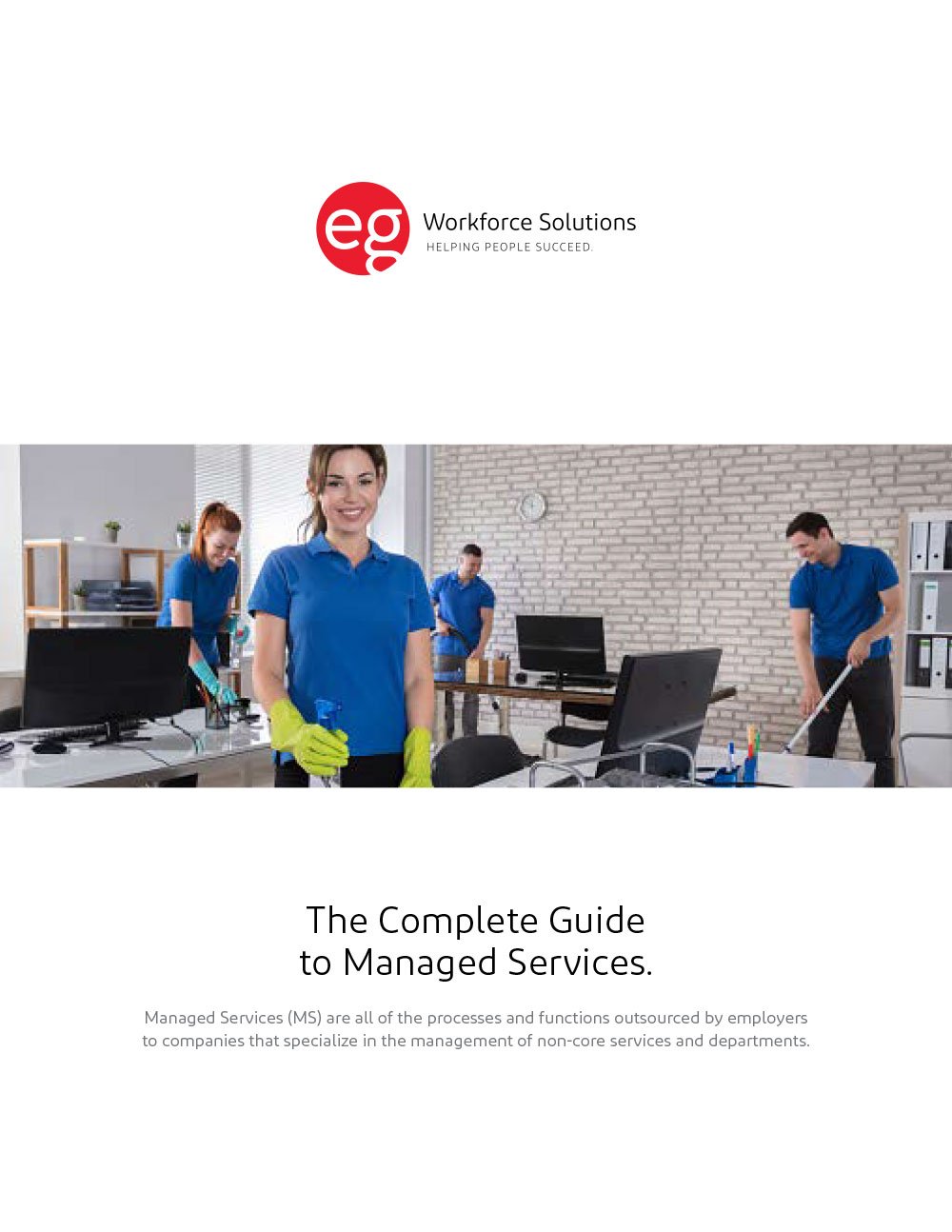 The Complete Guide to Managed Services