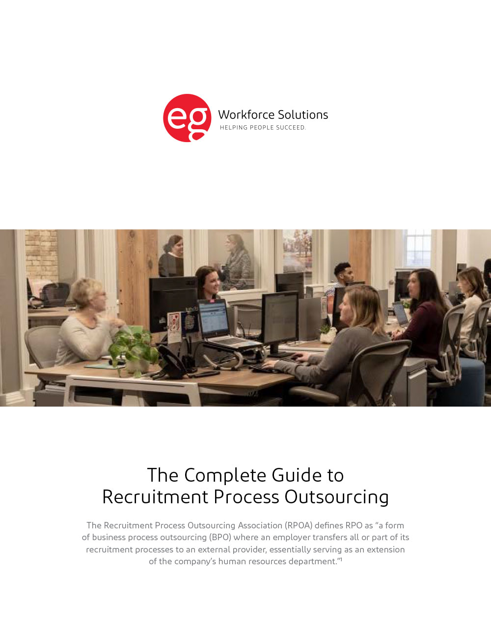 The Complete Guide to Recruitment Process Outsourcing (RPO)