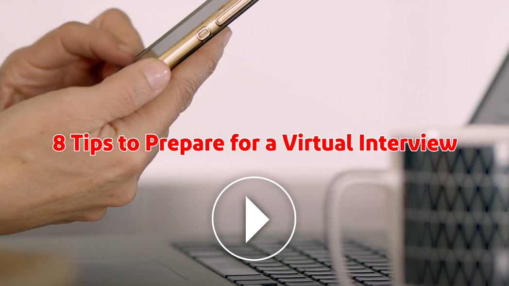 8 Tips to Prepare for a Virtual Interview